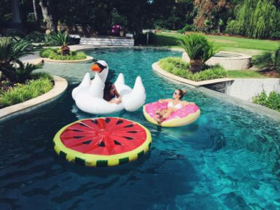 Win A Giant Swan Float For Summer Life Retreat South
