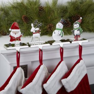 christmas-stocking-holders-for-mantle