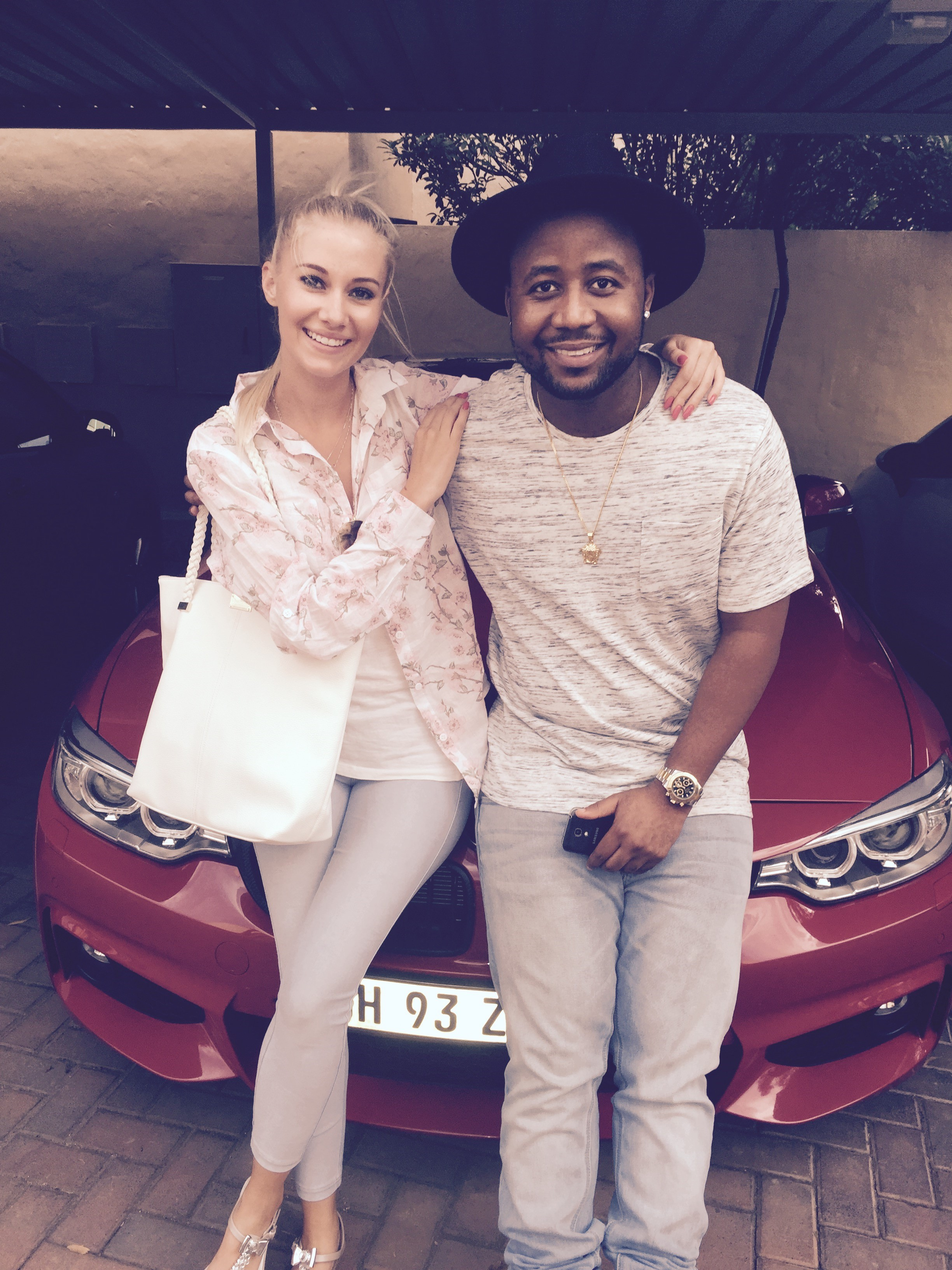 who does cassper nyovest dating now