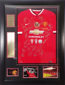 limited edition Cantona Legends jersey