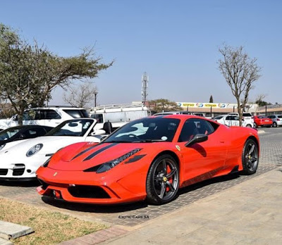Supercars In South Africa