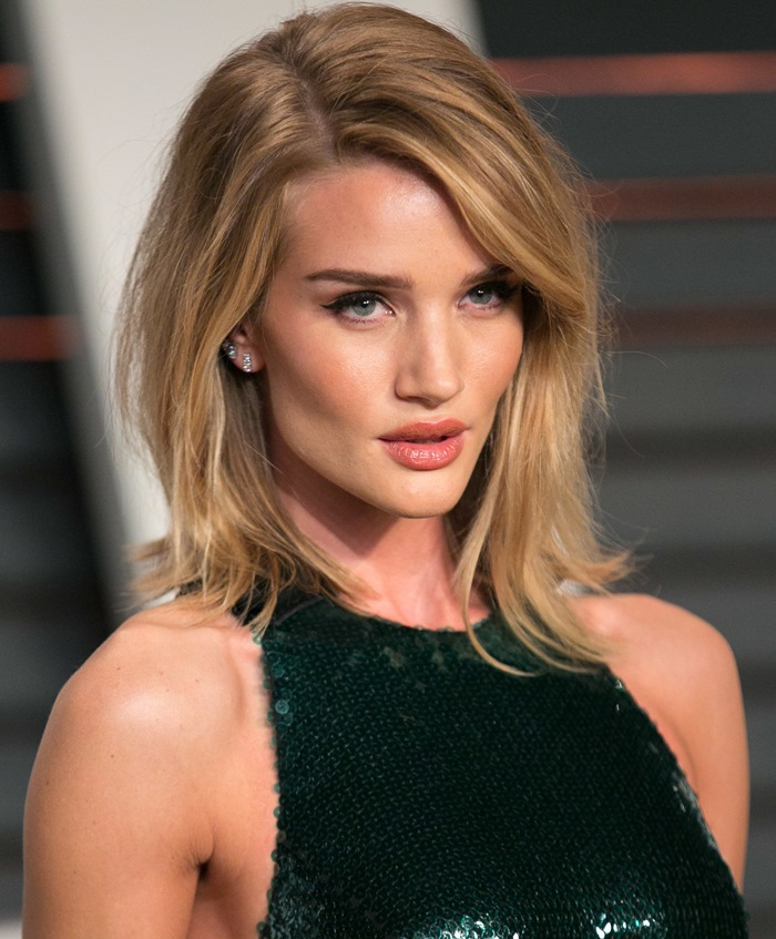 Get Rosie Huntington Whiteley S Beauty Look With Becca