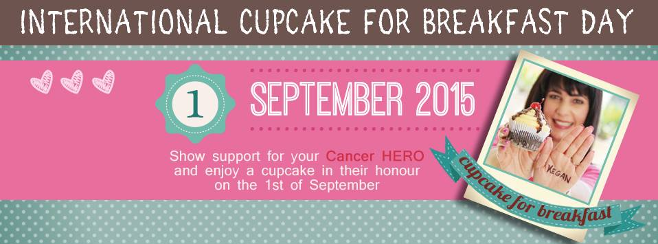 cupcake for cancer banner