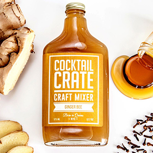 ginger bee cocktail mix