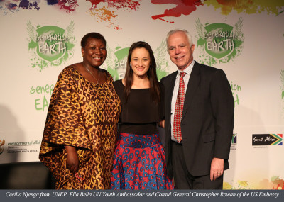 Cecilia-Njenga-from-UNEP,-Ella-Bella-UN-Youth-Ambassador-and-Consul-General-Christopher-Rowan-of-the-US-Embassy