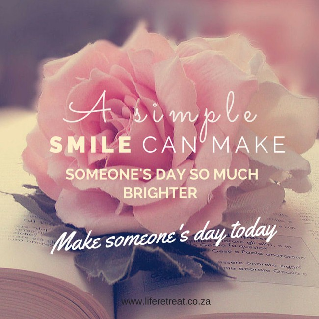 make someone's day