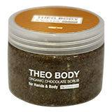 Organic Chocolate Body Scrub for Your Body, Not Your Mouth 2