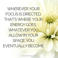 direct your focus