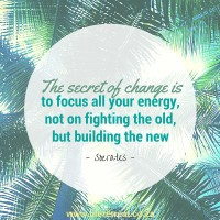 secret to change Sayings