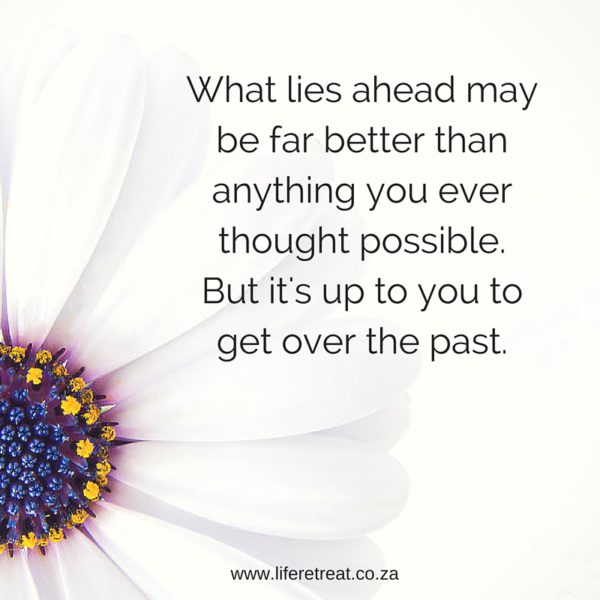 over your past