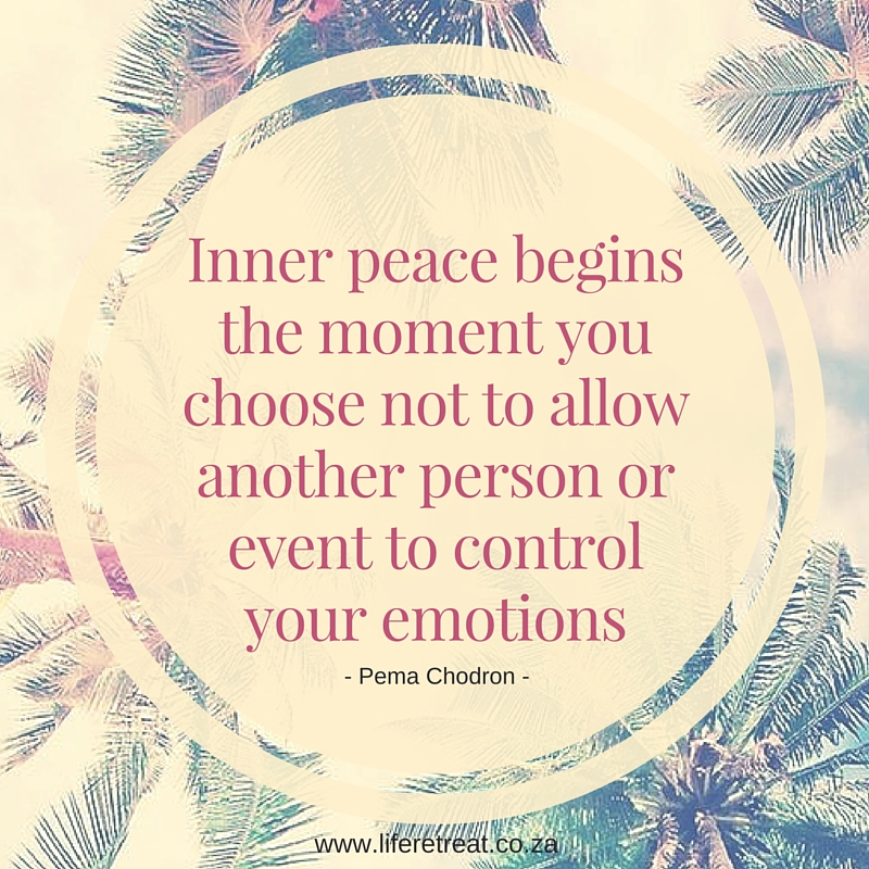 Daily Quote: Inner Peace - Life Retreat | South Africa