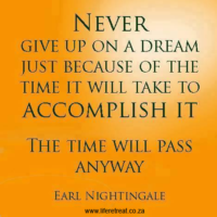 Never Give Up On Life Quotes Extraordinary Inspirational Quote  Never Give Up  Life Retreat  South Africa