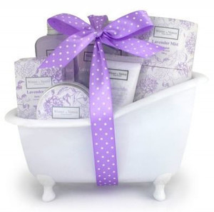 Lavender Bathroom Set 2 pack