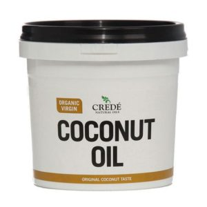Organic Virgin Coconut Oil now available on our online store