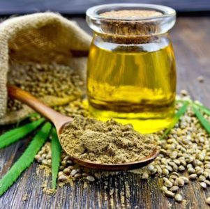hemp-seed-CBD oil