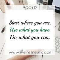 start there