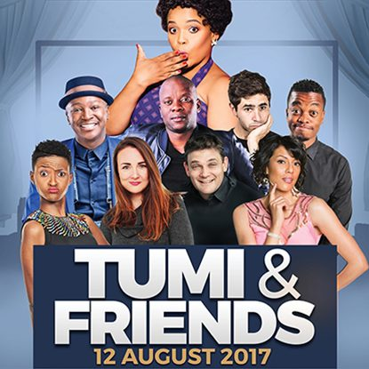 Tumi & Friends