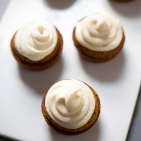 Recipe Of The Week: Carrot Cake Cupcakes