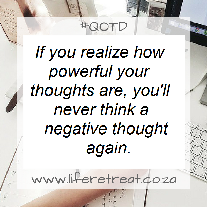 negative thought