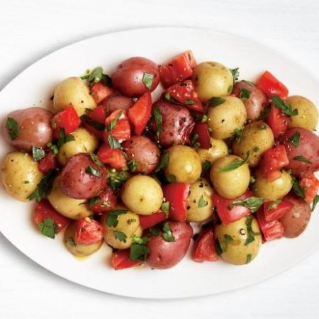 Recipe Of The Week - Potatoes & Tomatoes