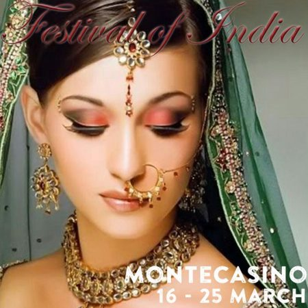 Festival of India, coming to Montecasino