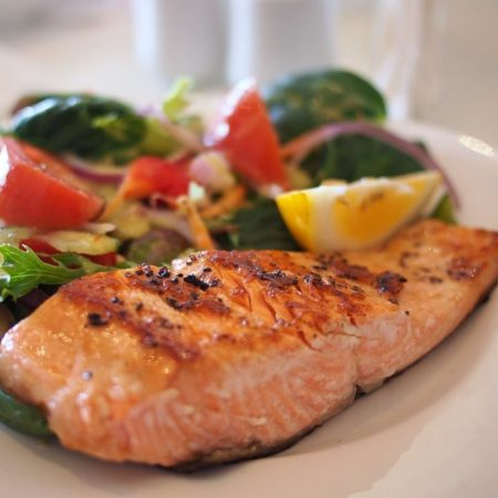 Recipe Of The Week – Olive Oil Poached Salmon