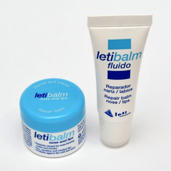 Letibalm Nose And Lip Repair Balm Hamper