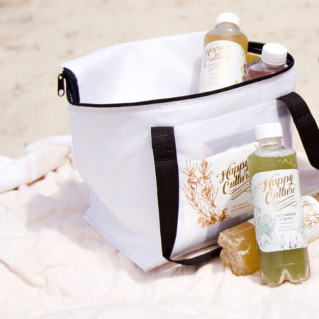 WIN 1 of 3 Happy Culture Kombucha Hampers