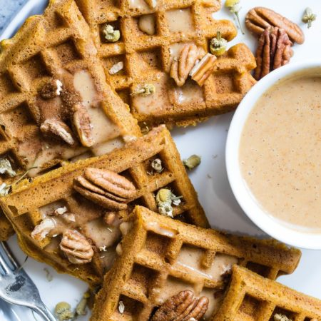 Recipe Of The Week: Classic Waffles