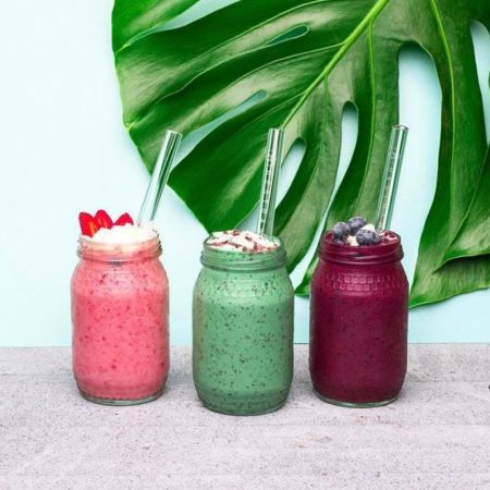 Turn Your Green Smoothie Into A Meal Replacement