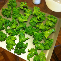 Recipe Of The Week - Kale Chips