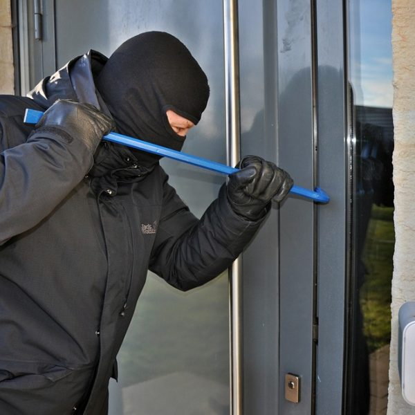 Break-In Basics: Make Your House Burglar-Proof