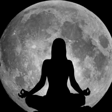 Yoga Full Moon