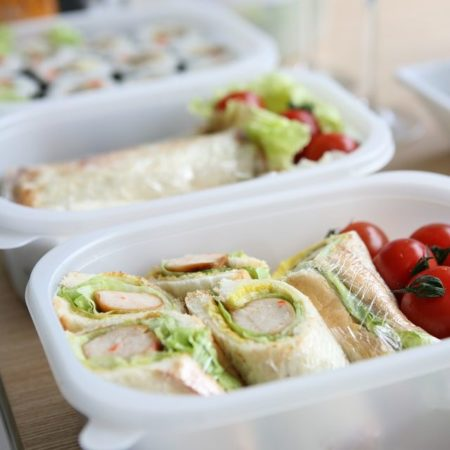 Healthy Lunch Box Ideas For Back-To-School