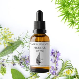 Win Herbal Cannabis CBD Oil Tincture